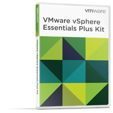 VMware vSphere Essentials Plus Kit with VSA