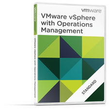 Upgrade auf vSphere with Operations Management Standard