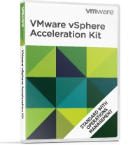 VMware vSphere avec Operations Management Standard Acceleration Kit