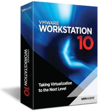 Upgrade to VMware Workstation 10
