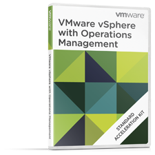 VMware vSphere with Operations Management Standard Acceleration Kit