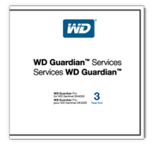 WD Guardian Pro