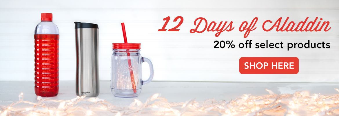12 Days of Aladdin Sale