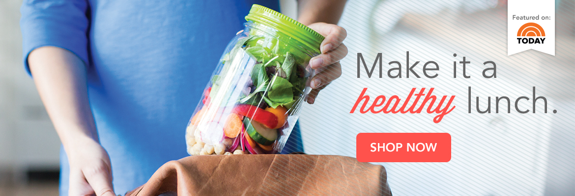 Shop Mason Salad Jar