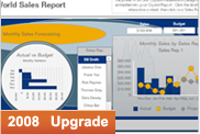 SAP Crystal Reports 2008, upgrade