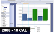 SAP Crystal Reports Server 2008, producto completo, 10 CAL