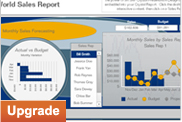 SAP Crystal Reports, Upgrade