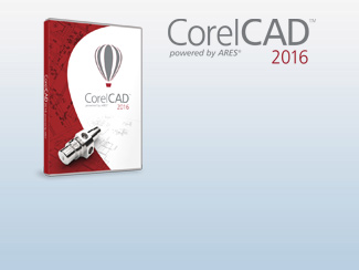 CorelCAD 2016 (Windows/Mac)