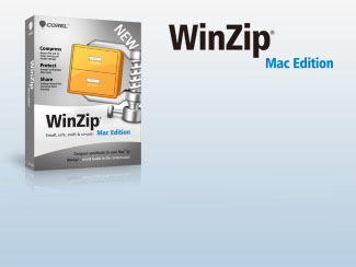 WinZip Mac Edition Full English Download