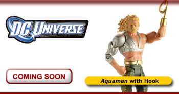 <strong><em>Aquaman</em></strong> with Hook Figure