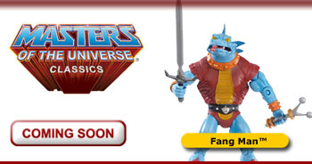 Fang Man™ Figure