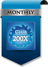 Club 200X™ Subscription: Monthly Shipment Option