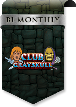 2016 Club Grayskull Subscription: Bi-Monthly Shipment Option