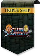 2016 Club Grayskull Subscription: Triple Shipment Option
