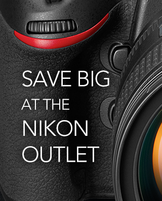 Save Big at the Nikon Outlet
