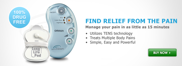 ElectroTHERAPY TENS Pain Relief Unit (PM3030)