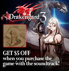 Get $5 off your order when you purchase the game with the soundtrack!