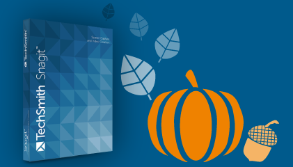 Fall for Snagit this Autumn!