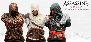 Legacy Collection: Altaïr Ibn-La'Ahad and Ezio Mentor - Bundle
