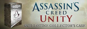 Assassin's Creed® Unity - Cofanetto da Collezione Guillotine