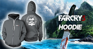 Sudadera con capucha de Far Cry® 3