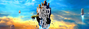 The Mighty Quest For Epic Loot - The High Roller