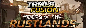 Trials Fusion - Riders of the Rustlands (DLC)