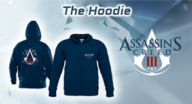 Assassin's Creed® III Hoodie