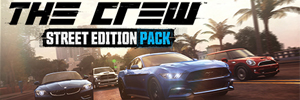 The Crew™ - STRAATEDITIE-PACK