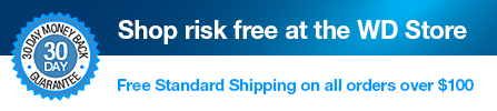 Free Standard Shipping on purchases over $100