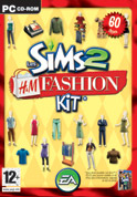 Les Sims™ 2 H&M® Fashion Kit