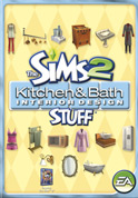 The Sims™ 2 Kitchen & Bath Interior Design Stuff