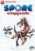 SPORE™ Creepy & Cute Parts Pack Expansionspaket