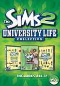 The Sims™ 2 University Life Collection