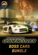 Need for Speed ™ Undercover package and leader vehicles