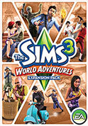 The Sims™ 3 World Adventures Expansion Pack