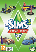 Pack Kit Vitesse ultime ! Les Sims™ 3