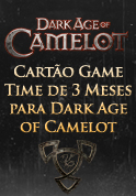 Cartão Game Time de 3 Meses para Dark Age of Camelot