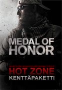 Medal of Honor -Hot Zone -kenttäpaketti