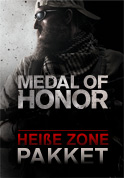 Medal of Honor - Hot Zone-pakket