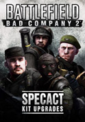 Battlefield: Bad Company™ 2 SPECACT Kit Upgrades