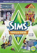 The Sims™ Vivi la Città Stuff