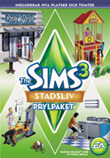 The Sims™ Stadsliv Prylpaket