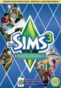 Les Sims™ 3 Hidden Springs