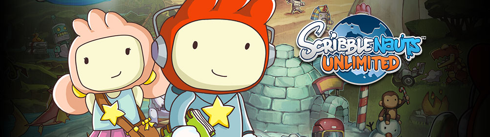scribblenauts unlimited mac free download