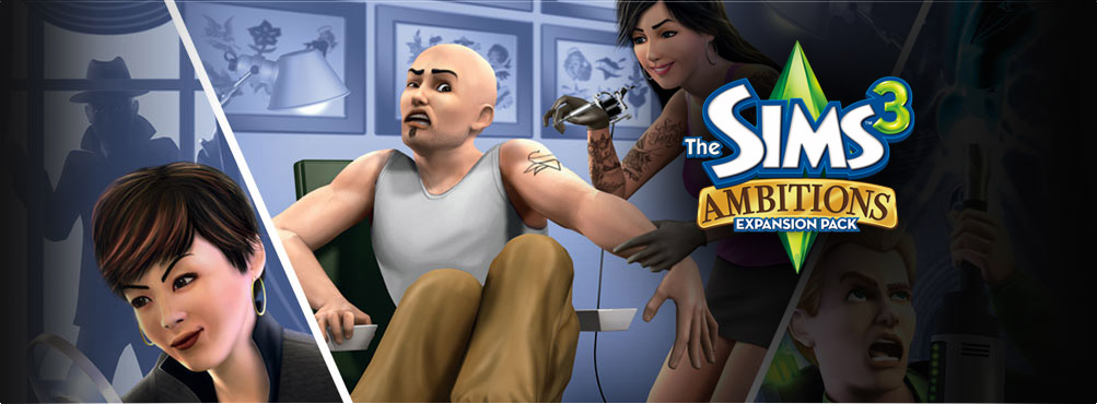 The Sims™ 3 Ambitions (Expansion Pack)