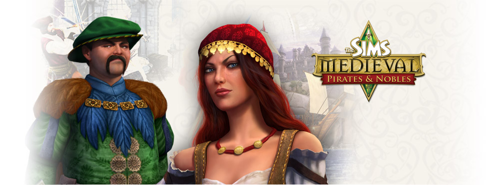 The Sims Medieval™: Pirates & Nobles