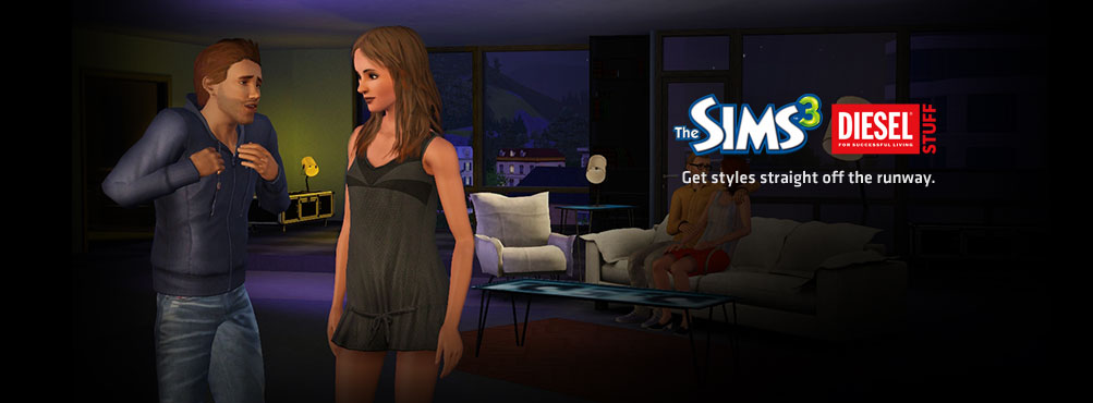The Sims™ 3 Diesel Stuff