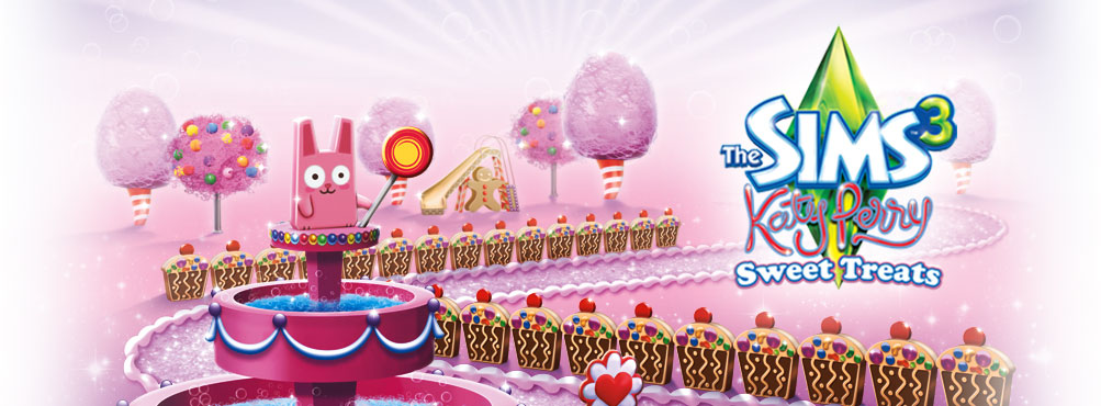 The Sims™ 3 Katy Perry's Sweet Treats