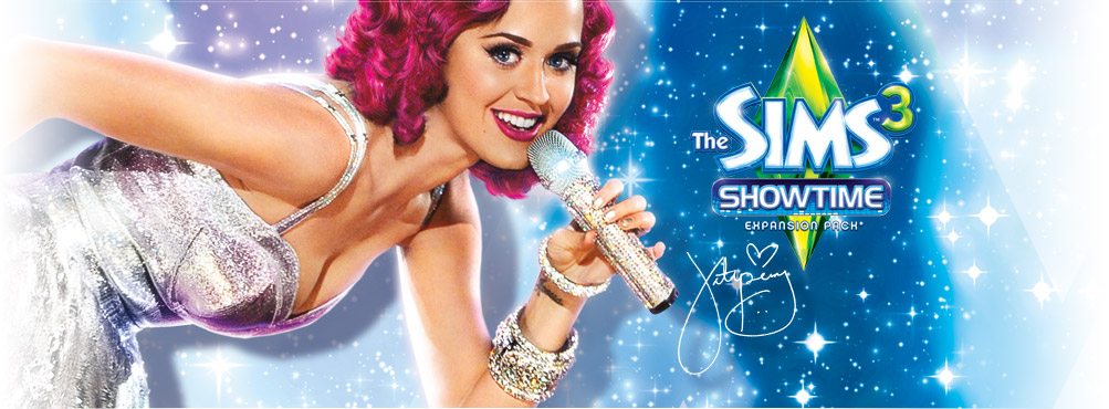 The Sims™ 3 Showtime Katy Perry Collector's Edition